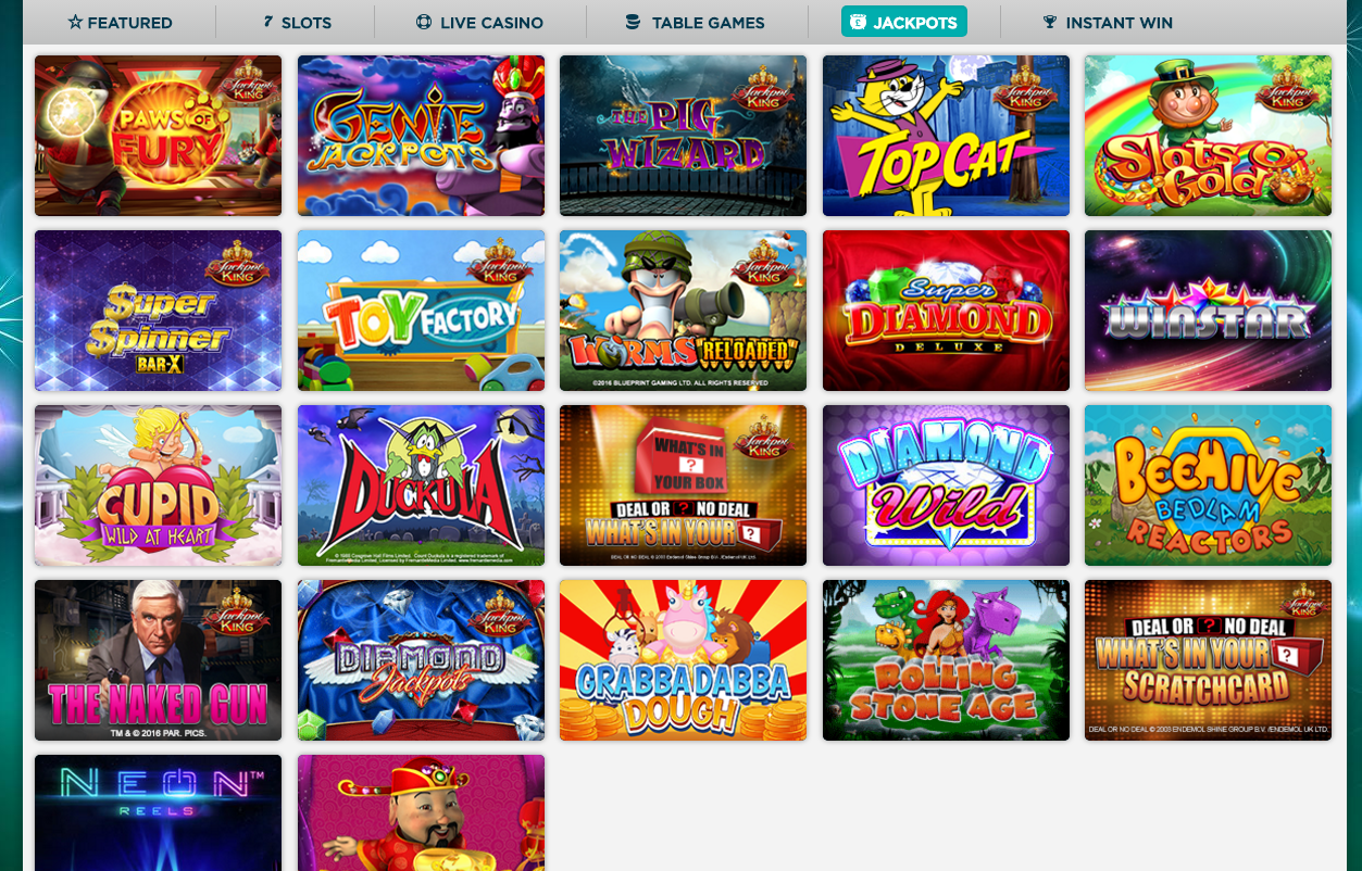 slotboss casino - jackpot games