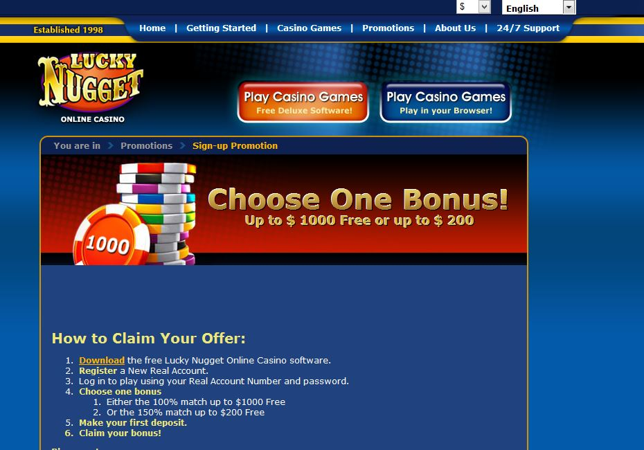 lucky nugget casino ready loyalty points
