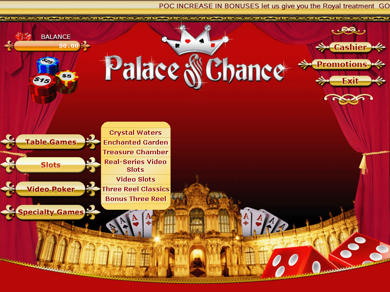 Palace of Chance Review – Is this Site Trustworthy?