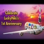 Dream Trip to Japan - LuckyNIki Promotion
