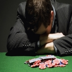 Man with Gambling Addiction - UKGC Report
