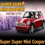 Super Duper MINI Cooper II Christmas Edition