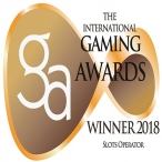 Videoslot Winner of IGA Slots Operator Award