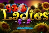 100-ladies-slot-logo