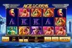 Age of the Gods Slot from Playtech - Game Screencap