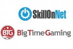 SkillOnNet Casinos - SkillOnNet Contnet Deal with Big Time Gaming - Company Logos