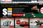 RedKings Poker will launch Ongame Instant Rewards