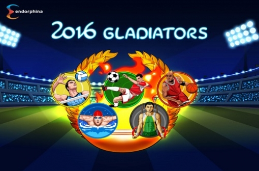 2016 Gladiators Slot - Endorphina