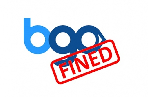 BGO Entertainment Fined by UKGC