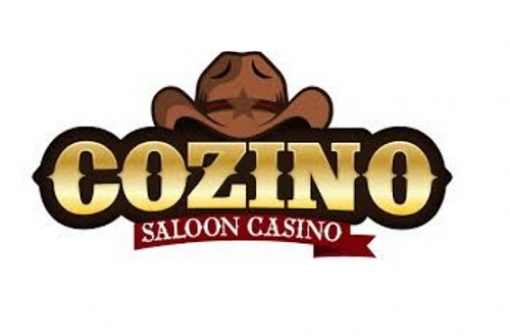 Cozino Saloon Casino Logo - New online casino from SkillOnNet