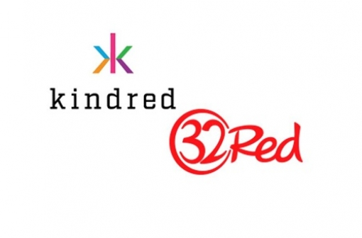 Kindred Group Acquires 32Red - Logos