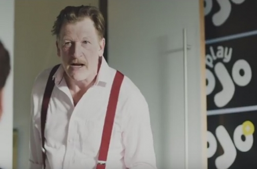 PlayOJO TV AD Starring Geoff Bell