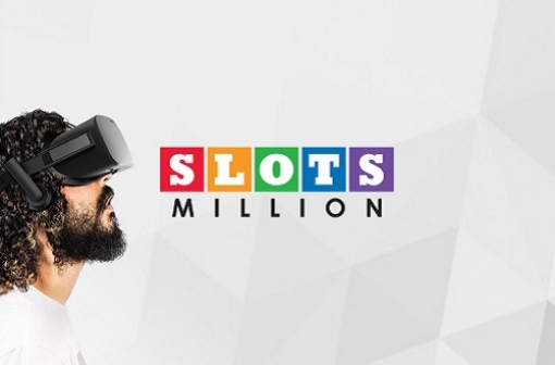 SlotsMillion VR Casino - SlotsMillion Enters UK Market
