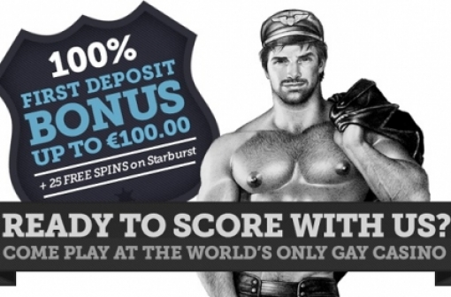 Tom's Casino - First Deposit Bonus Ad