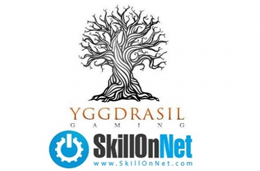Yggdrasil Gaming Partners with SkillOnNet Casinos