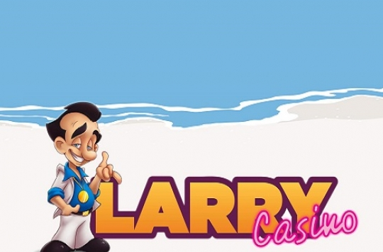 Improved Changes at Larry Casino - Larry Casino Logo
